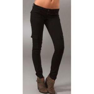 Hudson Colby Cargo Skinny Jeans